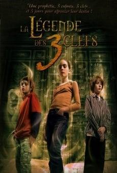 Ver película La leyenda de las tres llaves