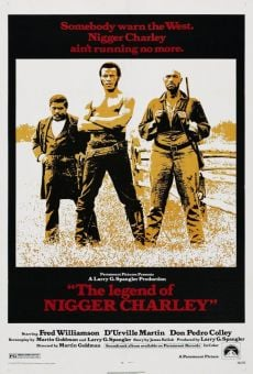 The Legend of Nigger Charley on-line gratuito