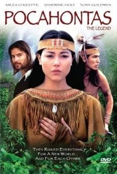 Ver película La leyenda de Pocahontas