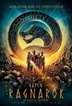 Película: La leyenda de Ragnarok