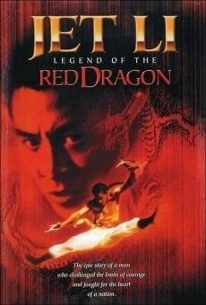 La leyenda del Dragón Rojo online