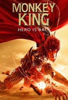 Ver película La Leyenda del Rey Mono: El Regreso del Héroe