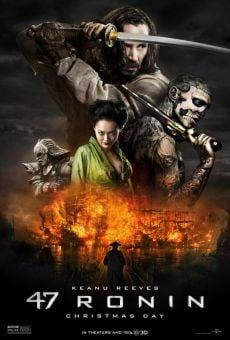 Ver película La leyenda del samurái (47 Ronin)
