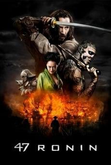 Película: La leyenda del samurái: 47 Ronin