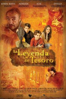 Ver película La leyenda del tesoro