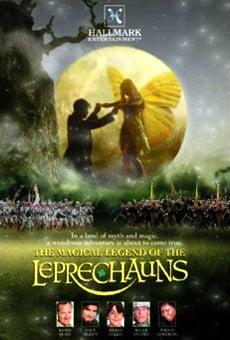 Ver película La leyenda mágica de los Leprechauns