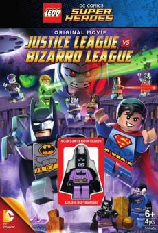 Ver película La Liga de la Justicia contra la Liga de Bizarro