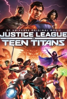 Justice League vs. Teen Titans on-line gratuito