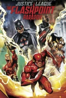 Justice League Flashpoint Paradox Deutsch