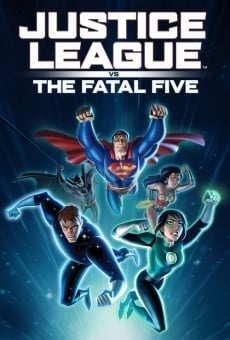 Justice League vs. The Fatal Five en ligne gratuit