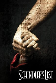 Schindler's List online streaming