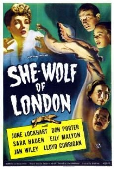 She-Wolf of London en ligne gratuit