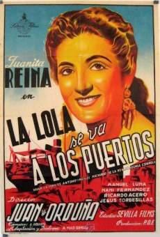 La Lola se va a los puertos en ligne gratuit
