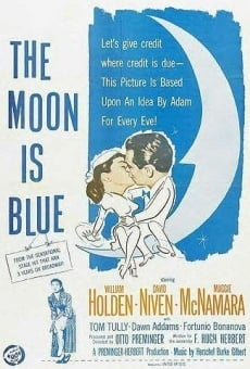 The Moon Is Blue on-line gratuito