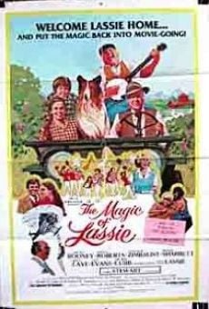 The Magic of Lassie en ligne gratuit