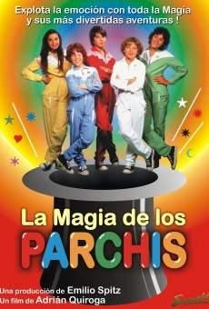 Ver película La magia de los Parchis