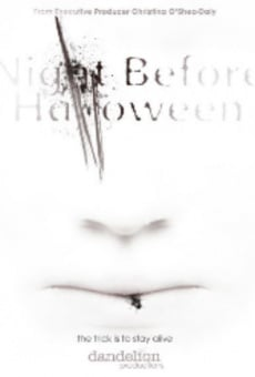 The Night Before Halloween on-line gratuito