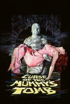 The Curse of the Mummy's Tomb on-line gratuito