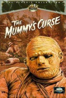 Ver película La maldición de la momia