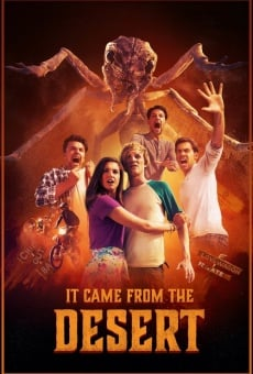 It Came from the Desert online streaming