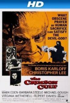 Ver película La maldición del altar rojo