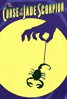 Ver película La maldición del escorpión de Jade