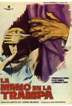 Ver película La mano en la trampa