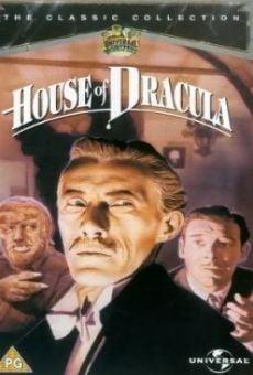 Ver película La mansión de Drácula