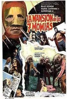 La mansion de las 7 momias online gratis