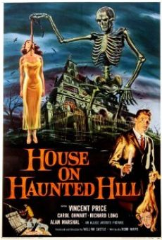 House on Haunted Hill on-line gratuito