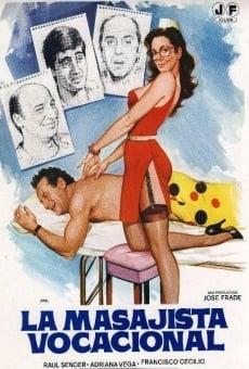 Ver película La masajista vocacional