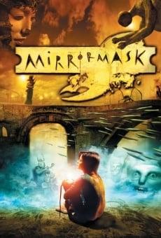 Ver película La máscara de cristal