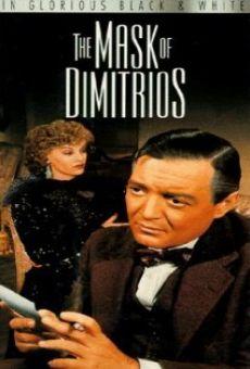 Le masque de Dimitrios en ligne gratuit