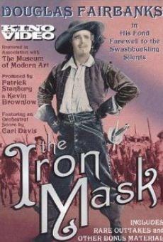 La máscara de hierro online gratis