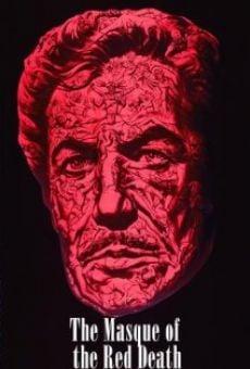 Ver película La máscara de la muerte roja
