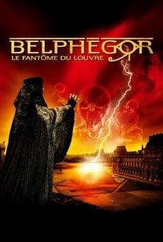 Ver película La máscara del faraón. Belphegor, el fantasma del Louvre