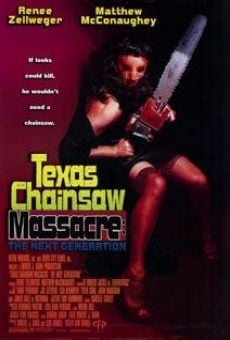 Texas Chainsaw Massacre IV: The Next Generation