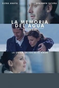 Película: La memoria del agua