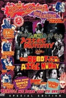 La momia azteca contra el robot humano en ligne gratuit