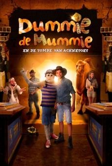 Dummie de Mummie en de tombe van Achnetoet gratis