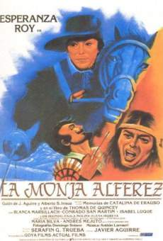 Ver película La monja alférez