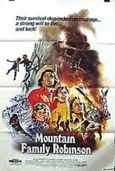 La montaña de la familia Robinson online