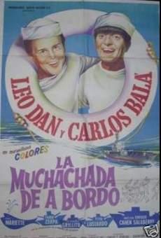 Ver película La muchachada de a bordo