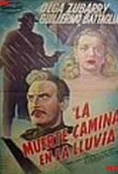 Ver película La muerte camina en la lluvia