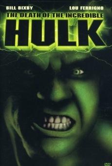 La mort de l'incroyable Hulk en ligne gratuit