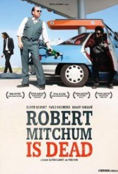 Robert Mitchum est mort en ligne gratuit