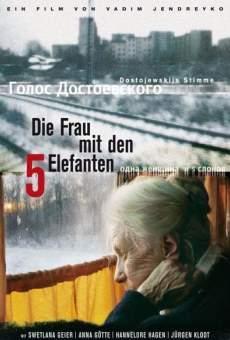 Ver película La mujer con los 5 elefantes