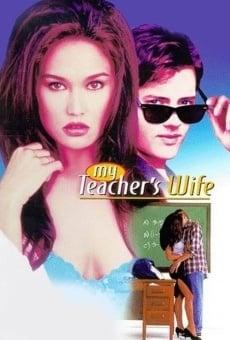 Ver película La mujer de mi profesor