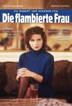La donna in fiamme 1983 film completo streaming ita for Poltrona scarface