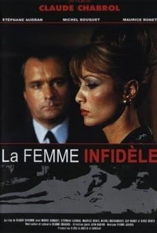 Ver película La mujer infiel